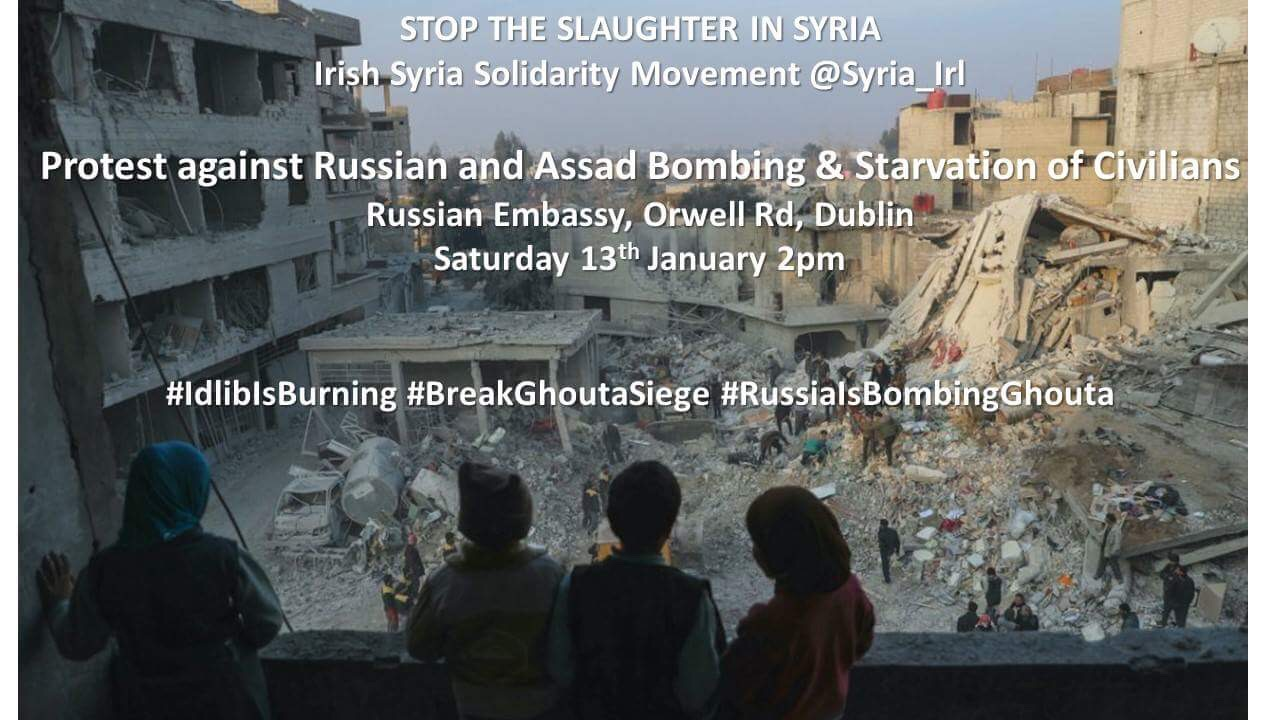 Stop the Slaughter in Syria