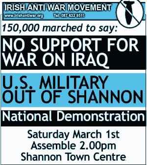 2003-03-01-Protest2 Protest in Shannon