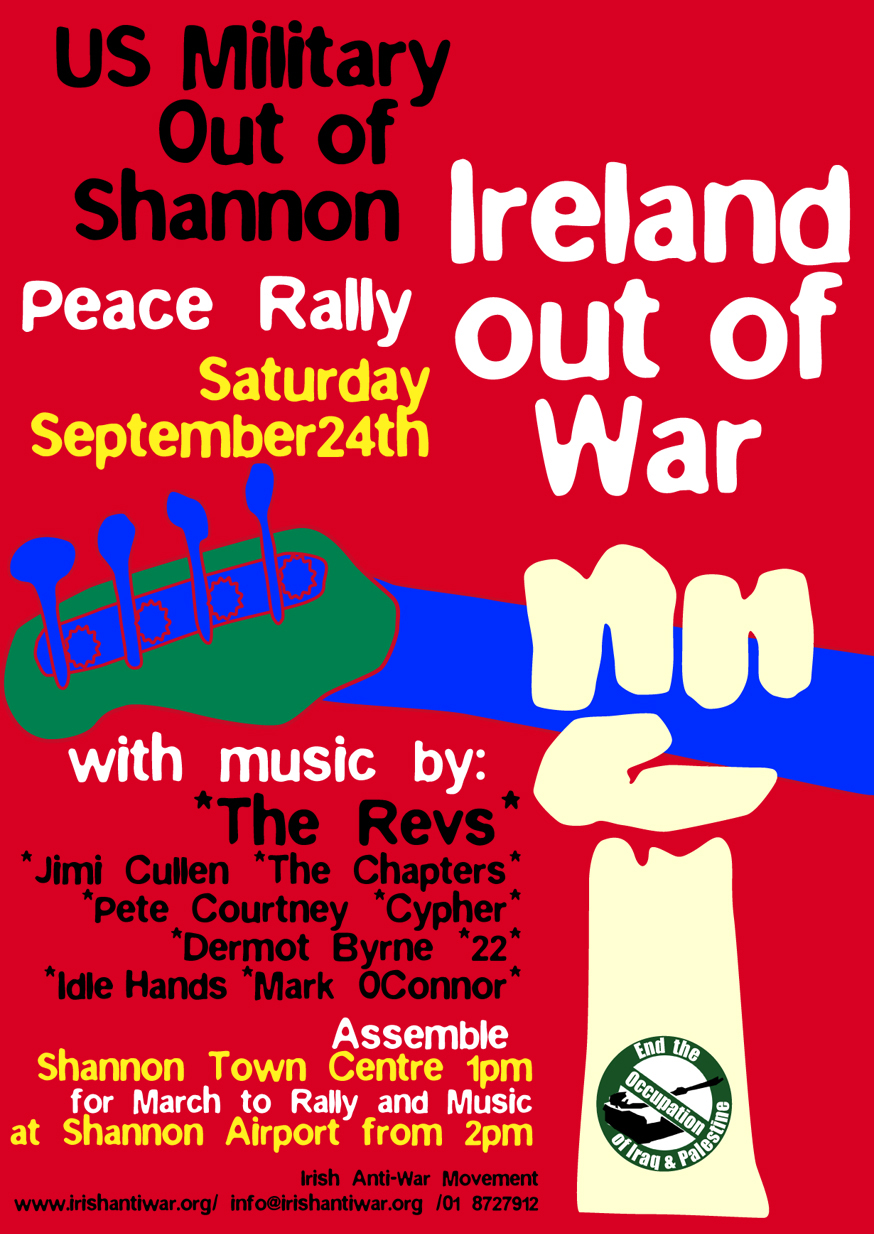 2005-09-24 Peace Music In Shannon