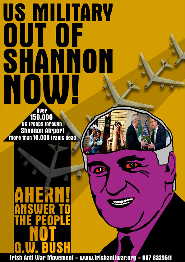 Bertie Shannon Poster